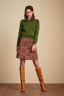 Border Skirt Rosegarden