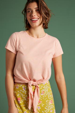 Knot T-Shirt Babylon Stripe