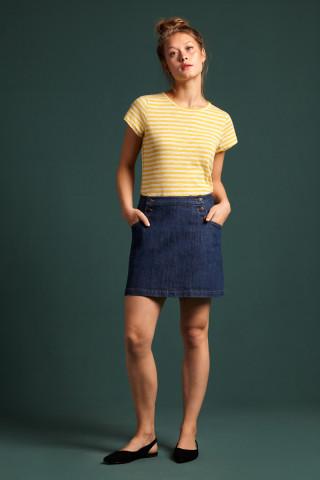 Sailor Skirt Organic Denim
