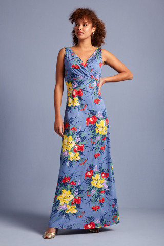 Ginger Maxi Dress Gladioli