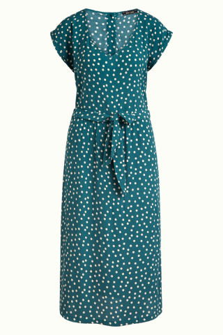 Vera Loose Fit Dress Domino Dot