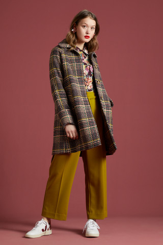 Bonnie Coat Brazza