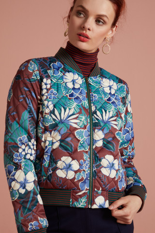 Cleo Padded Jacket Lilo Quilted