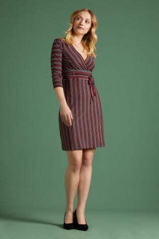 Cecil Dress Nippon Stripe