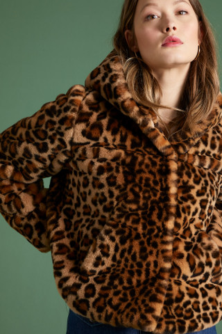 Judy Coat Tigresse