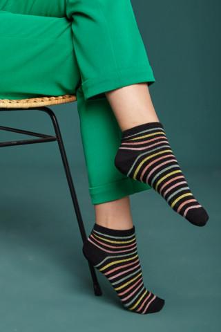 Socks Short 2-Pack Breton