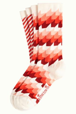 Socks 2-Pack Daze