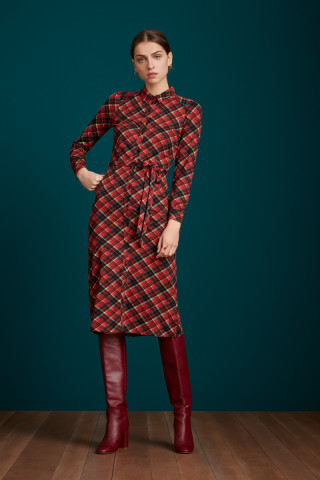 Rosie Dress Slim Fit Chatham