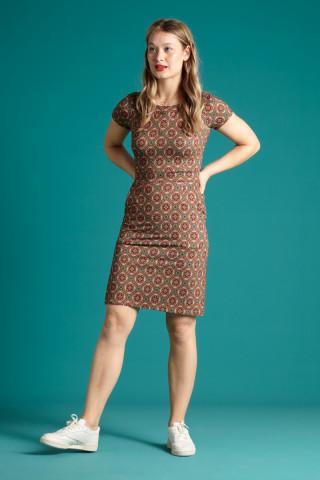Mona Dress Morada
