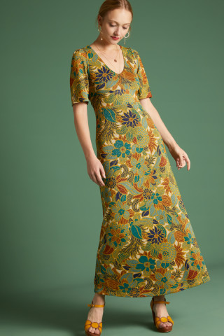 Shiloh Maxi Dress San Felipe