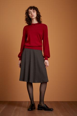 Sofia Midi Skirt Dickens