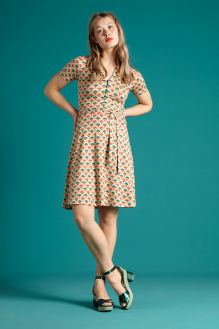 Emmy Dress Carmel
