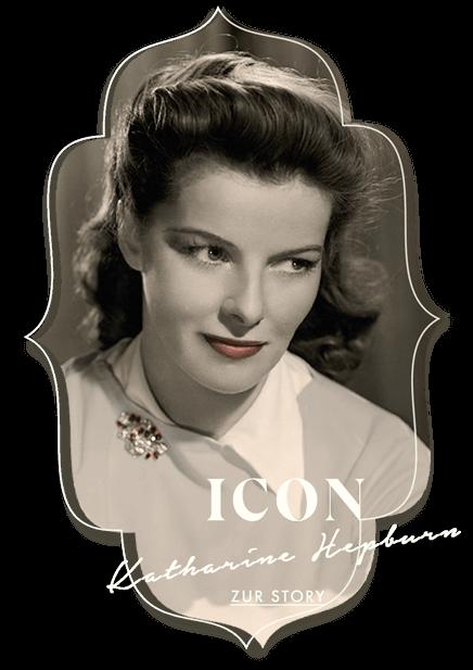 Vintage Icons Katharine Hepburn