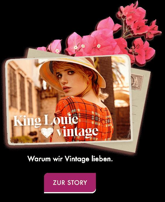 King Louie loves vintage