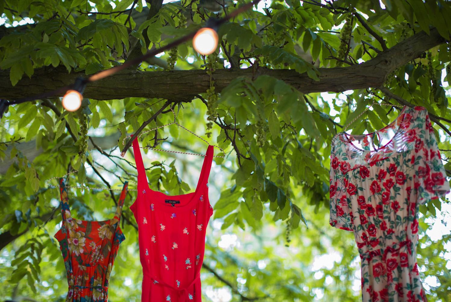 Kleider für Brautjunfern