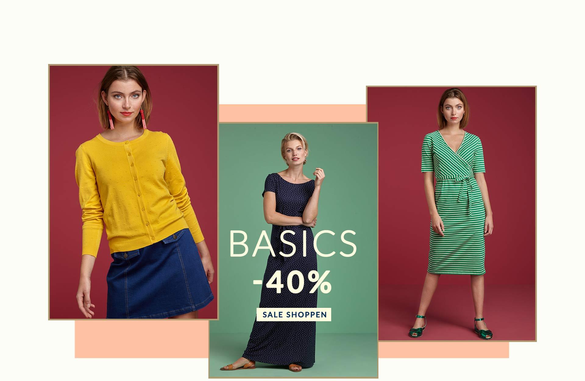 Basics 40% sale