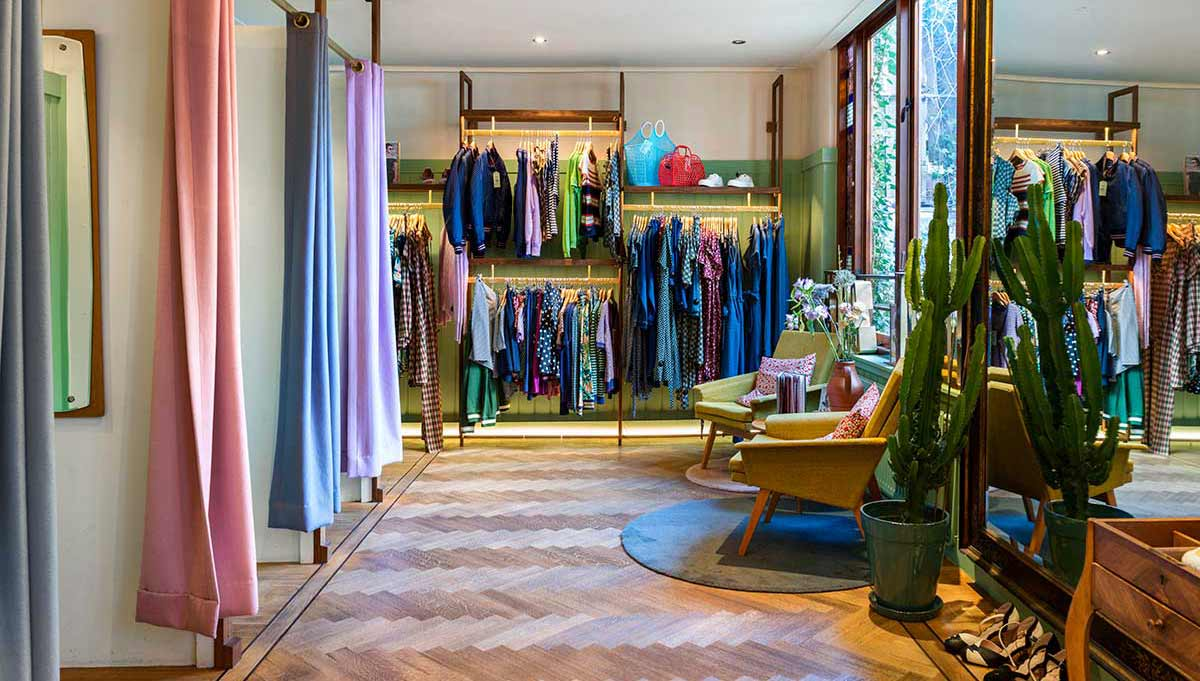 King Louie Flagship Store Amsterda,