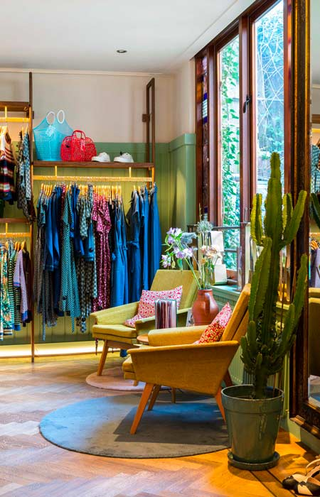 King Louie Flagship Store Amsterdam