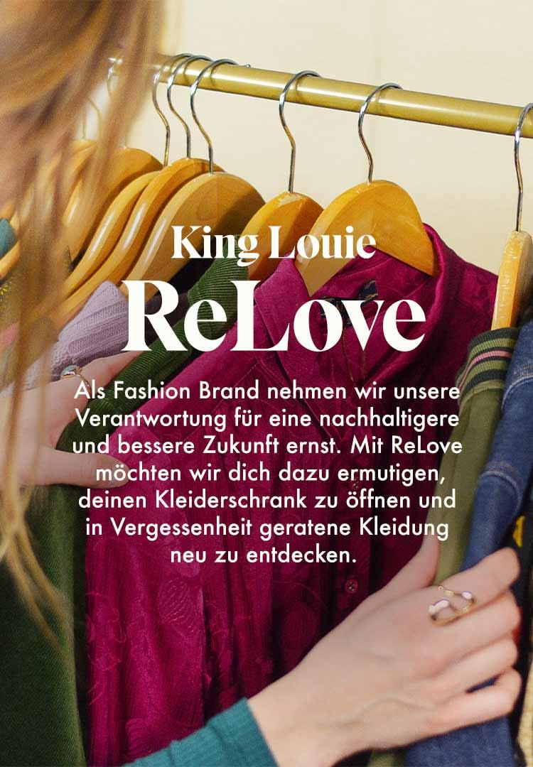 """Relove - Verliebe dich neu in deine """"alte"""" Kleidung"""